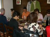 2012年4月 昼食会(絆)
